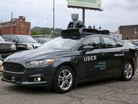 网传投资者敦促Uber尽快切割无人驾驶汽车部门