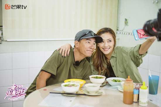 《妻子的浪漫旅行》陈小春被吐槽初次约会太小气