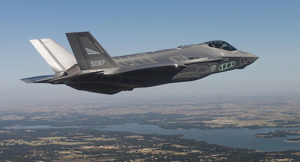 土耳其:若美国拒绝供应F-35 将采取法律手段