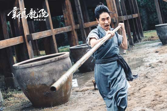 《新乌龙院》明日上映 王宁陪你过七夕