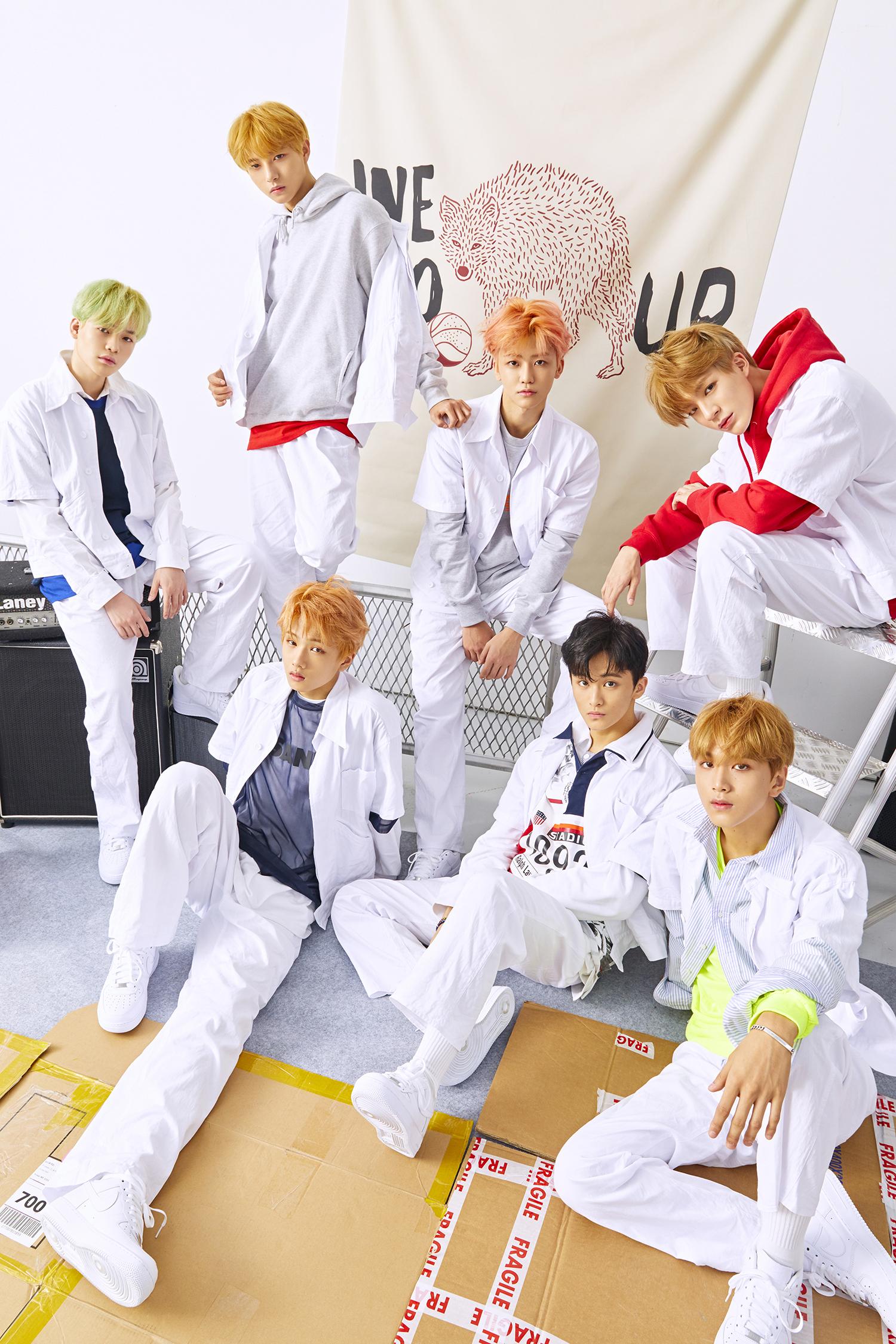 最强青少年队NCT DREAM将携新歌《Go Up》回归