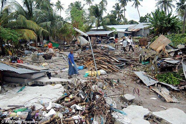 研究:海平面上升会增加毁灭性海啸的发生概率