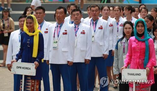 朝鲜体育省副相:朝韩应组建更多联队