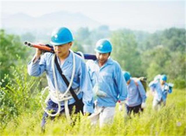 国网陕西省电力公司开展精准扶贫