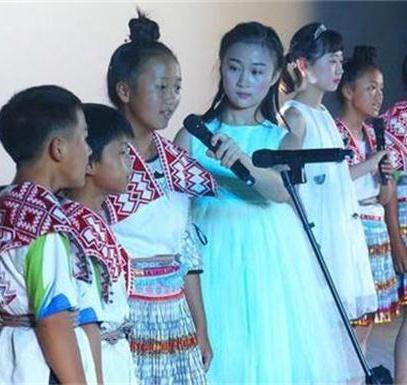 """""""星星相连""""系列文化活动架起边疆儿童与北京儿童结对桥"""