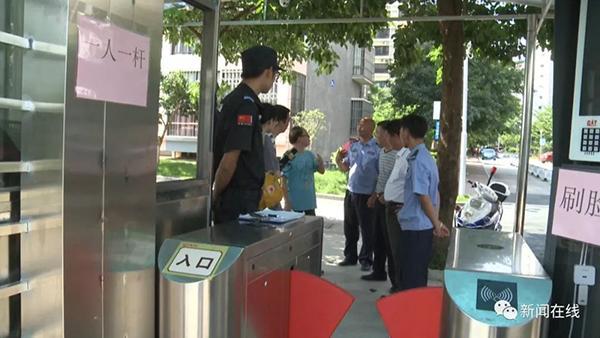 南宁火车东站一保安深夜遭人追打入院:疑因劝旅客别住黑旅馆