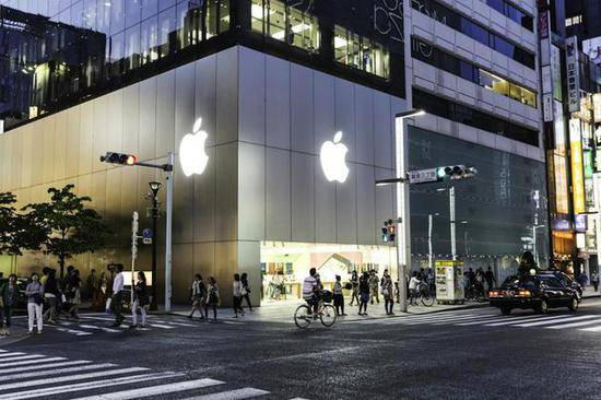 苹果遭日本调查 在苹果压迫下雅虎日本平台被迫后撤