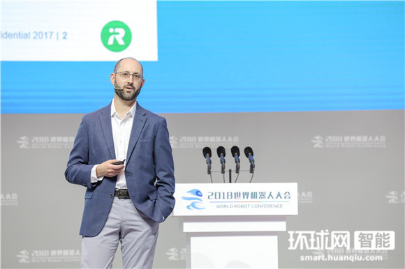iRobot亮相WRC2018 机器人思维让智慧家庭变为现实