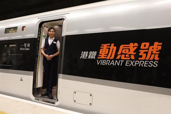 广深港高铁香港段试营运顺利完成 西九龙站将首次举行开放