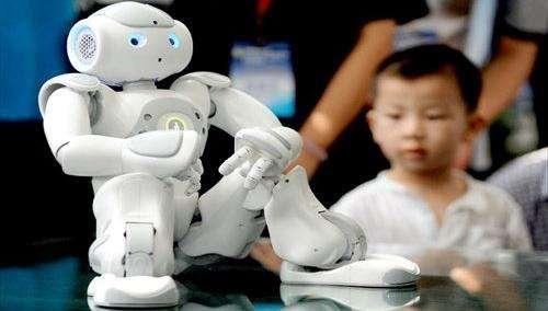 我国机器人产业规模进入爆发期