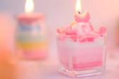 七夕节手工制作浪漫蜡烛