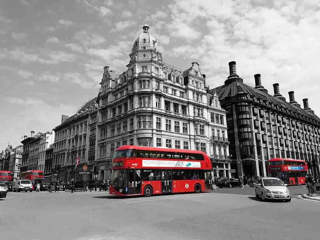 伦敦中心地带或成步行区