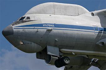 俄罗斯的末日战机:伊尔-76VKP空中战略指挥机