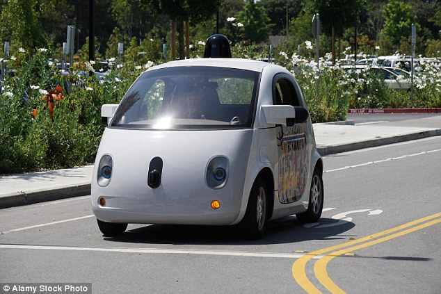 调查发现 近一半的美国人不会买自动驾驶汽车