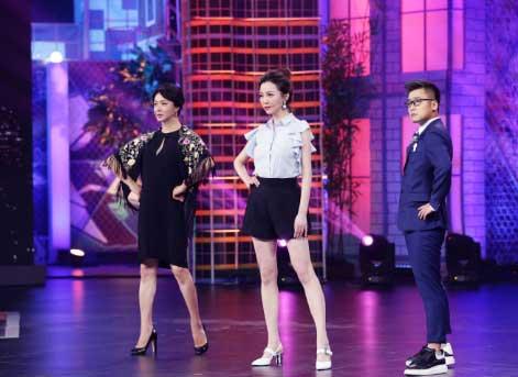 金星首度体验京剧表演 红叶舞队画意诉湘韵