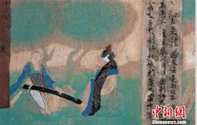 敦煌石窟文献里的七夕:穿针乞巧 对月祈良缘