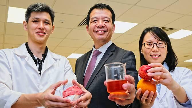 南洋理工大学研发出纯天然防腐剂 从植物中提取