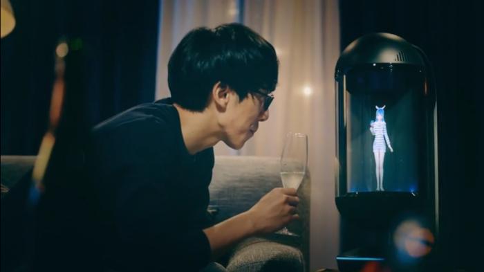 """这个中国版虚拟""""女友""""比Gatebox更有爱"""