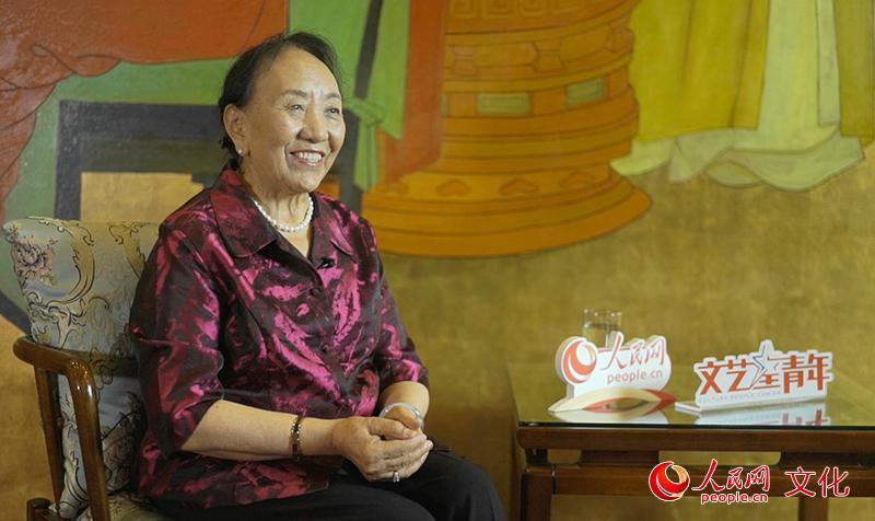 专访著名歌唱家才旦卓玛:扎根西藏五十年一生爱唱这支歌