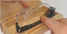 如何用木头做一个眼镜盒