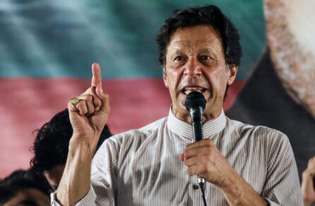 快讯!伊姆兰·汗宣誓就职巴基斯坦第22任总理
