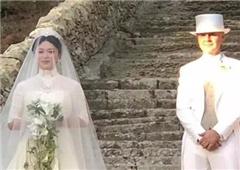 金星与老公汉斯大婚
