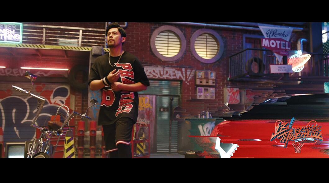 《这就是灌篮》宣传片 周杰伦李易峰卫篮球公园