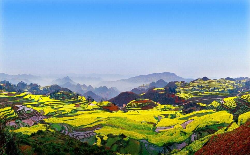 贵州省农委印发指导意见推进500亩以上坝区农业产业结构调整