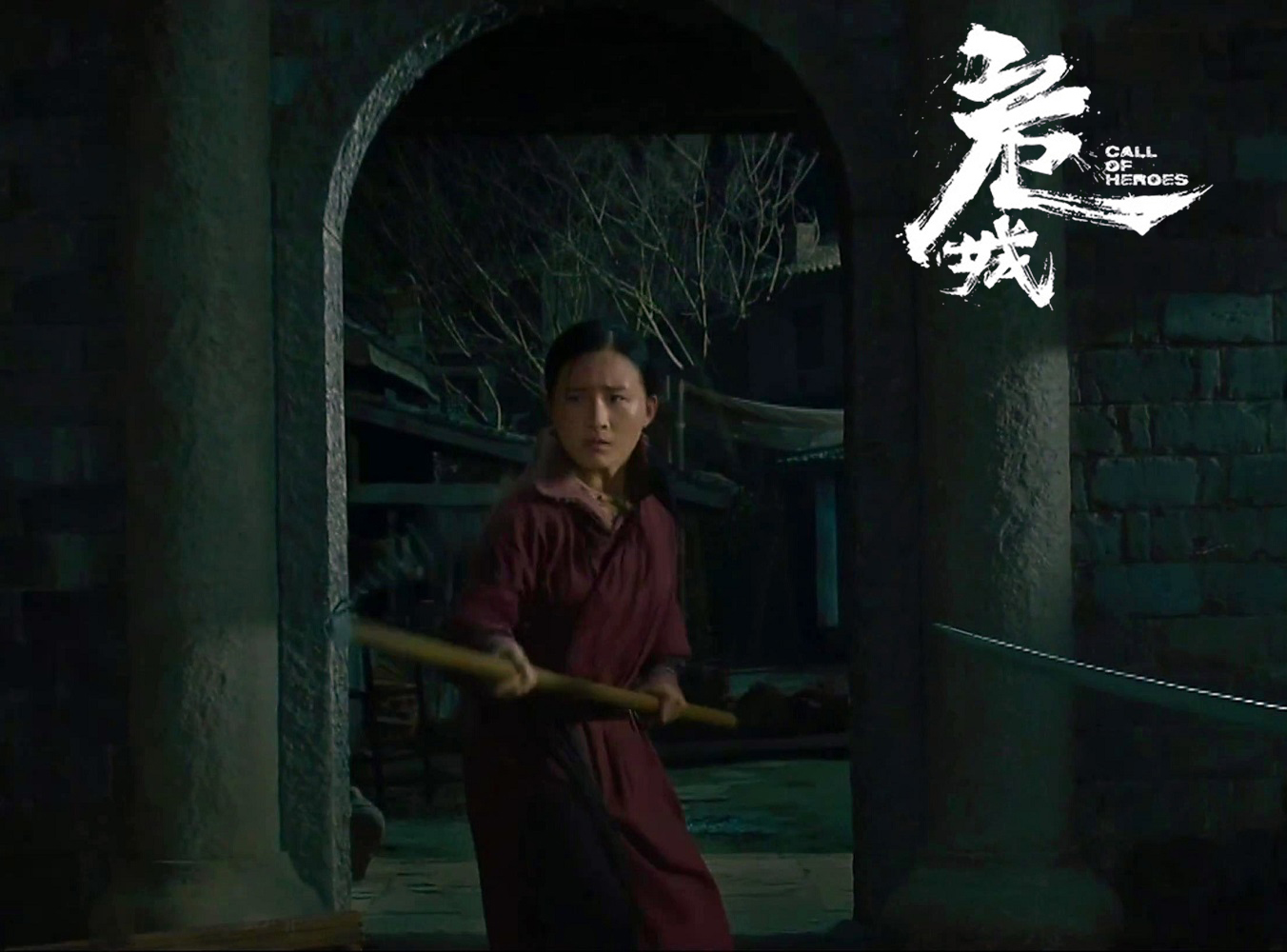 爱奇艺娱乐大事件_演员王宇《危城》活灵活现演绎百年绝学_娱乐_环球网