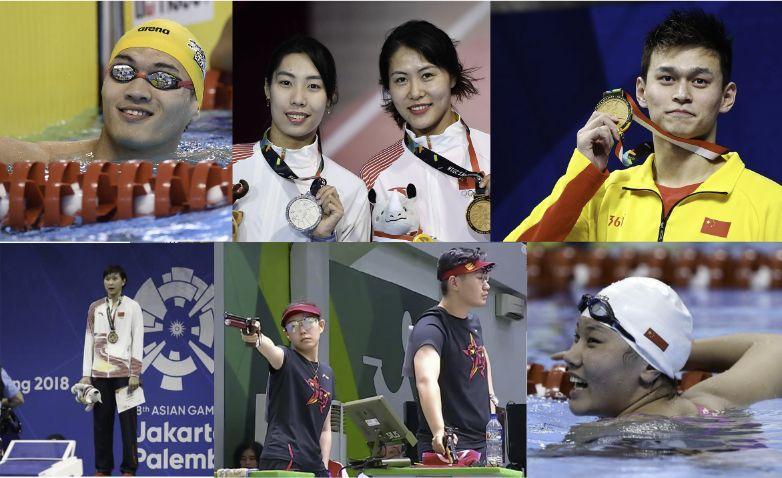 钱佳睿夺得女子佩剑冠军   昨晚在200米自由泳决赛中   孙杨以1分45