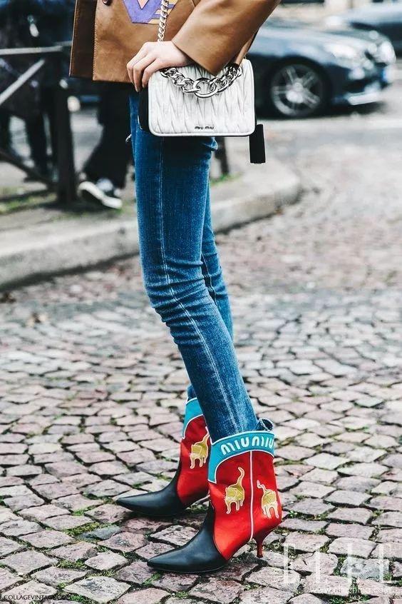 """这款""""拉腿神器"""",是你入秋第一双最该买的靴子!"""