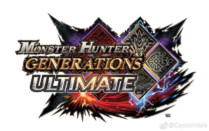 卡普空确认Switch版《怪物猎人GU》支持中文