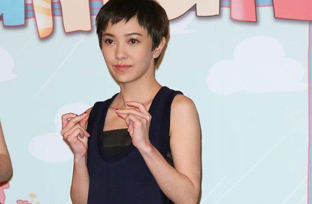 郭采洁回应整容:我没整形 脸上只有你们的霸凌