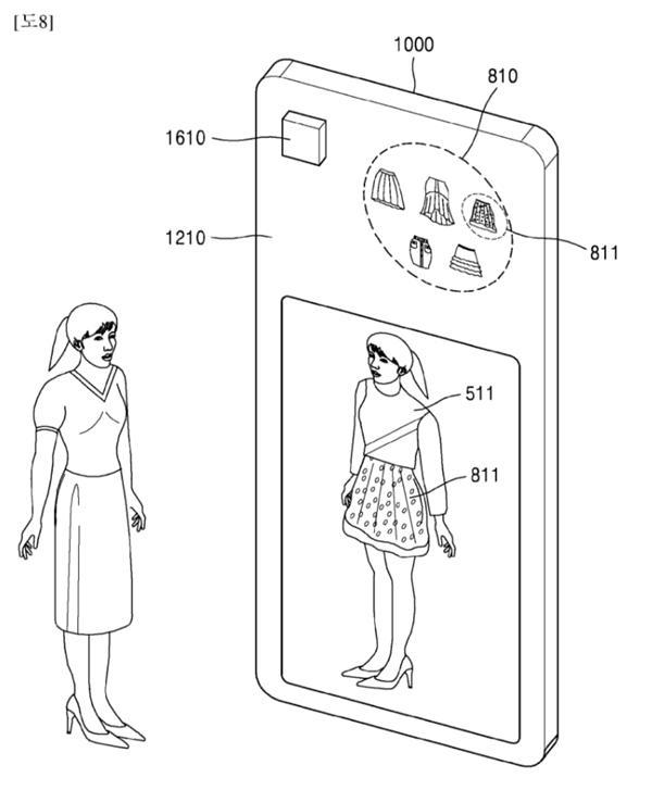 三星提交用人AI识别面部表情专利 用于线下零售店