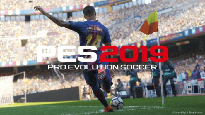 《实况足球2019》公开嘲讽《FIFA 19》