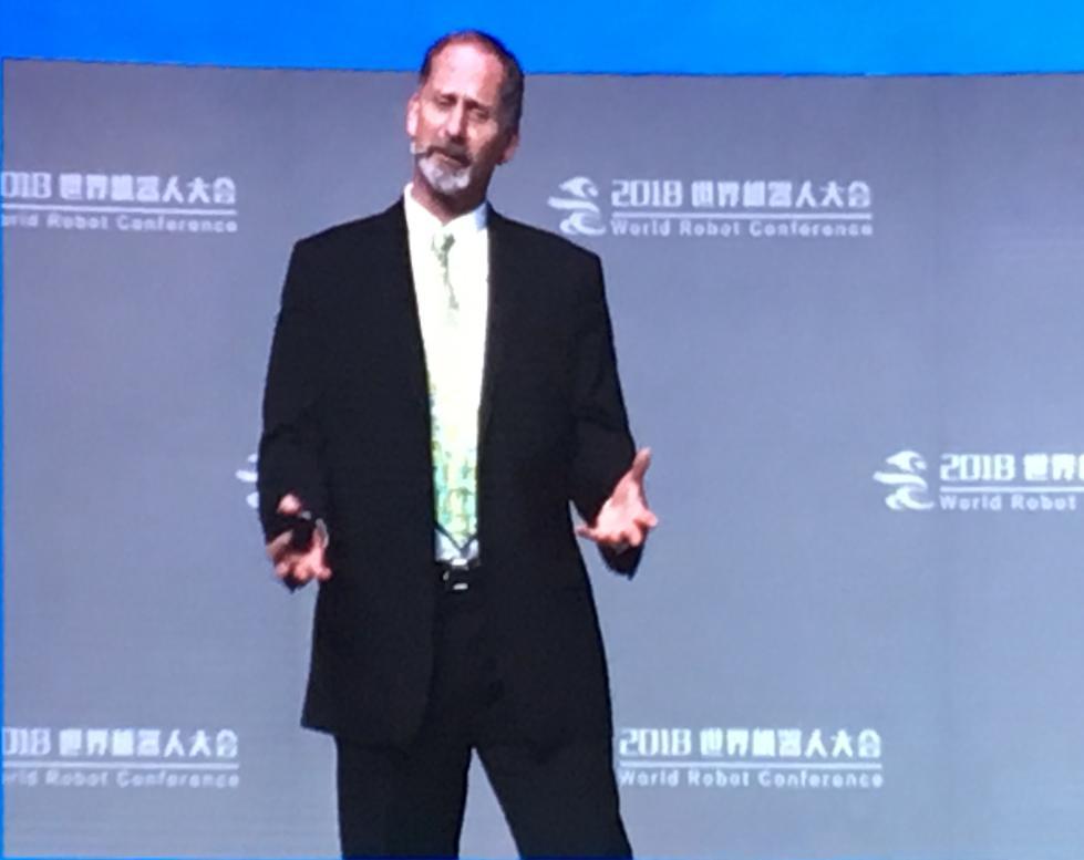 普渡大学教授Richard Voyles谈精准交互无人机技术