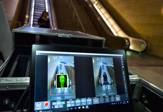 美地铁站将配备全新扫描技术 安检一人仅1.8秒