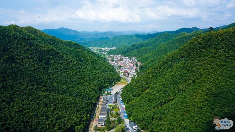 中国东南部最大竹文化旅游区,我国第一部奥斯卡获奖影片在此取景