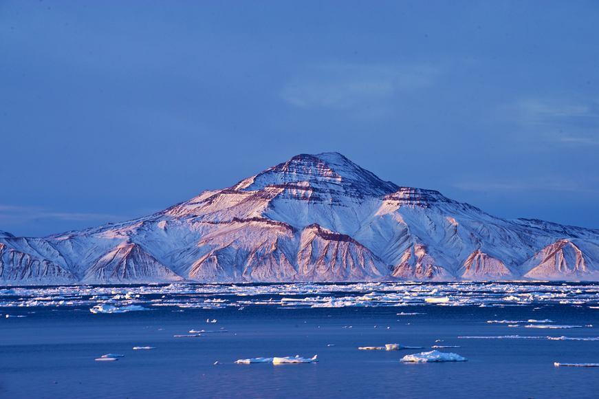 北极冻土突然解冻将加速温室气体释放