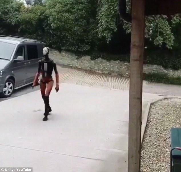 机器人骇人视频走红网络 推特用户陷入恐慌