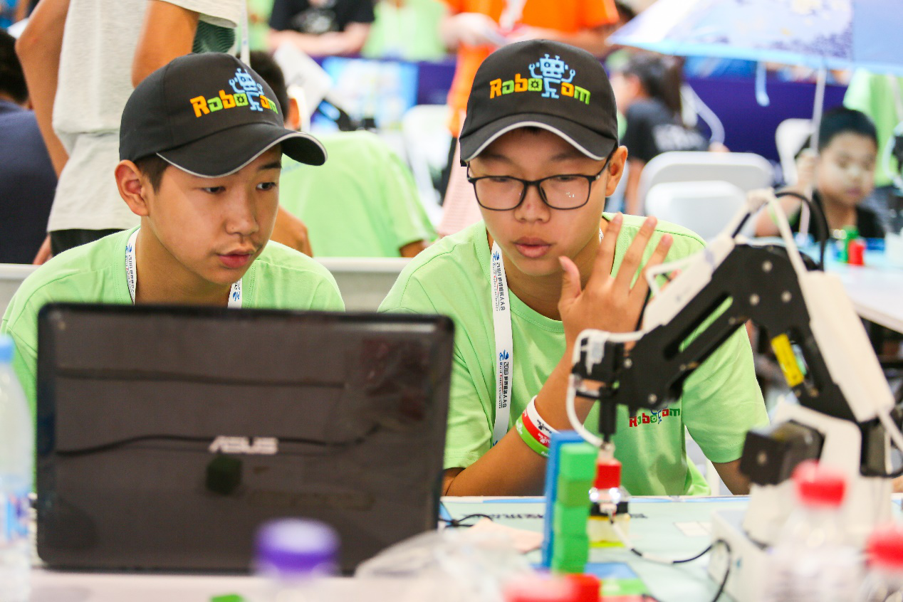 2018世界机器人大赛-RoboCom精英赛在京举行