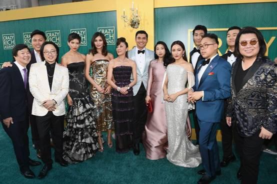 《疯狂的亚洲富豪》打破好莱坞偏见的五个关键数字