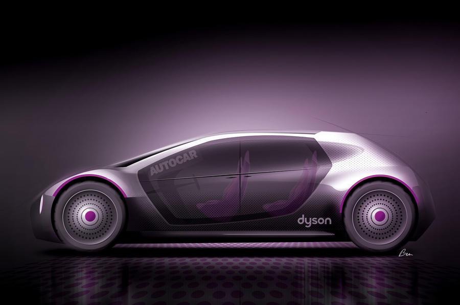 戴森注册Digital Motor商标 用于汽车业务