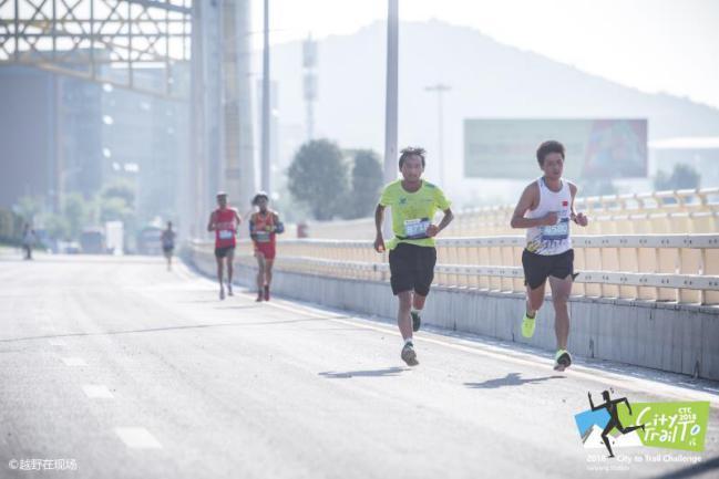 2018·贵阳(清镇)亚高原精英越野挑战赛顺利完赛