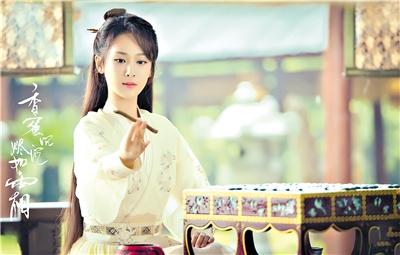 """杨紫: 主动弱化""""仙界美女""""概念"""