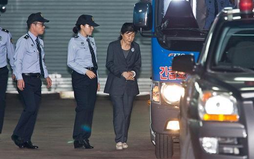 朴槿惠将迎二审宣判!因本人拒绝 法院不再直播