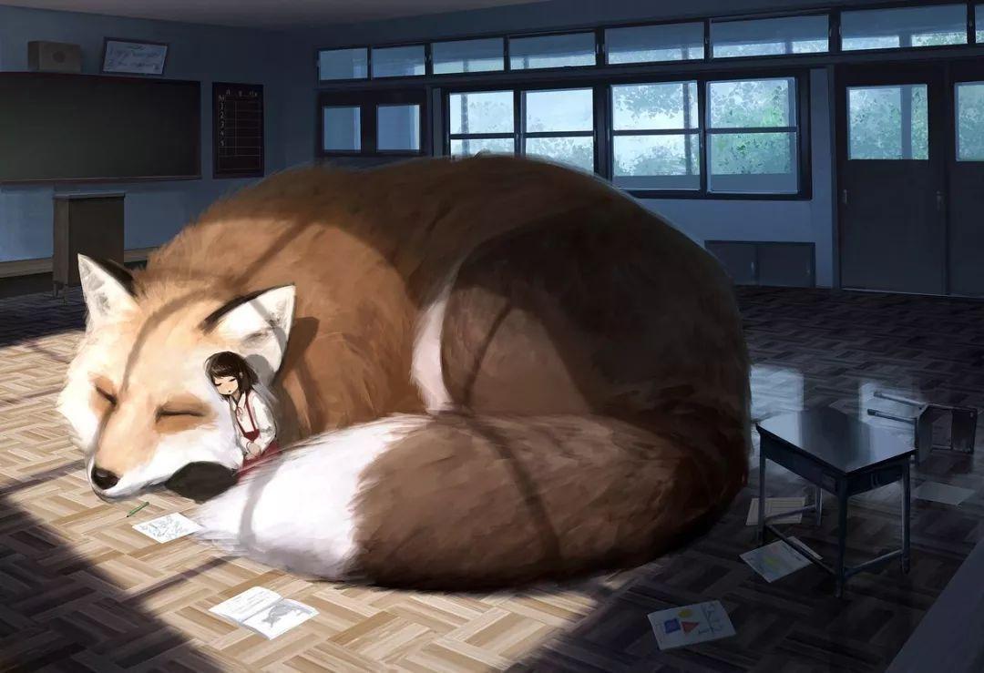 这些巨大而柔软的动物,   有什么象征意义呢?