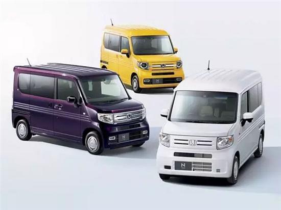 本田在华引入微型MPV 似小号艾力绅还配四驱