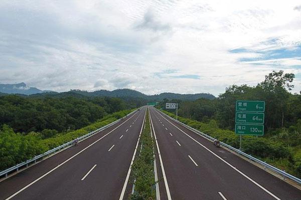 海南:琼乐高速开通在即