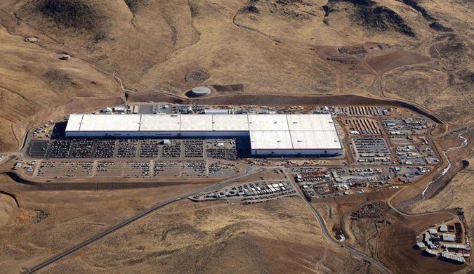 特斯拉超级工厂已成全球最大电池厂